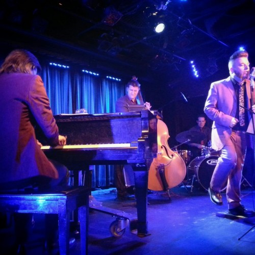 Jaime Nanci and The Blue Boys Live @ Laurie Beechman Theatre, NY