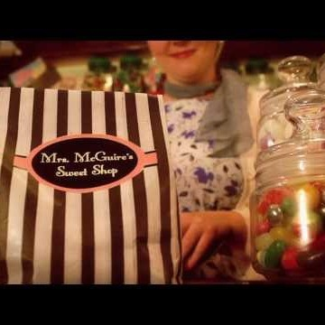 Mrs McGuire's Sweet Shop ad - original music
