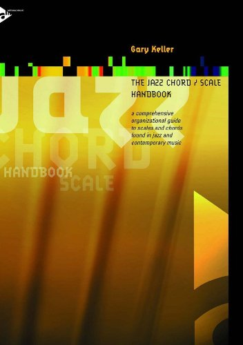 The Jazz Chord/Scale Handbook by Gary Keller