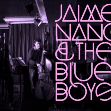 Jaime Nanci and The Blue Boys live at JJ's
